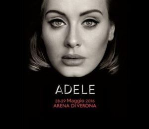 Adele 25 verona