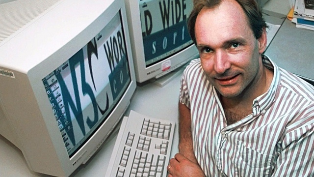 Tim Berners-Lee scrive figlio World Wide Web