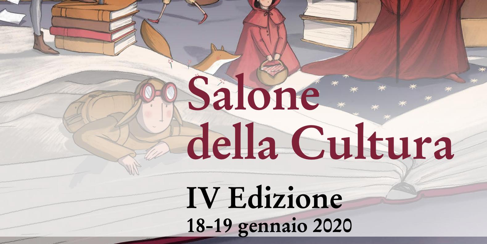 Salone della Cultura quarta edizione Milano 18 19 gennaio