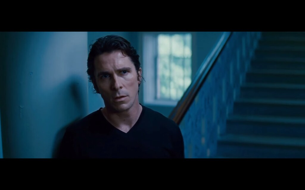 forme Christian Bale